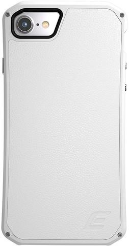 Element Case Solace LX Premium Leather for Apple iPhone 7 Plus (White)