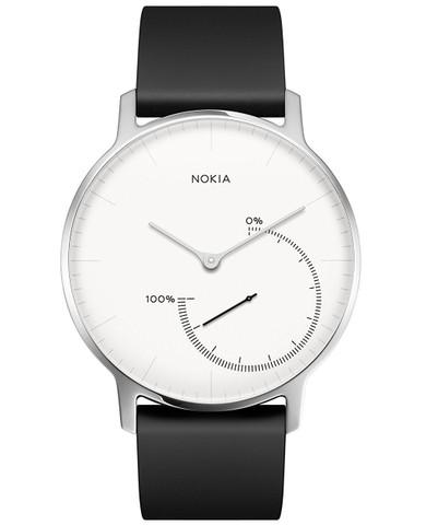 Nokia Steel Activity & Sleep Watch (Black & White)