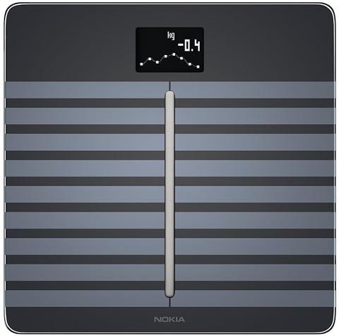 Nokia Body Cardio Advanced Wi-Fi Scale (Black)