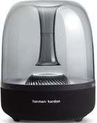 Harman Kardon Aura Studio 2 Bluetooth Speaker with Ambient Lighting (Black)