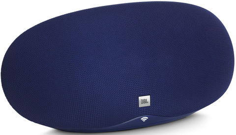 JBL Playlist Wireless Speaker with Chromecast Built-In (Blue)