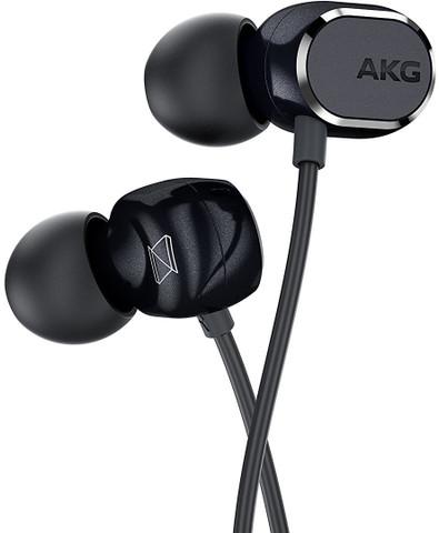 AKG N25 Hi-Res In-Ear Headphones (Black)