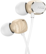 AKG N25 Hi-Res In-Ear Headphones (Beige)