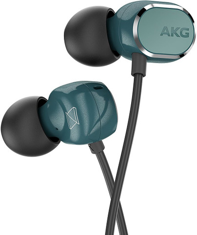 AKG N25 Hi-Res In-Ear Headphones (Teal)