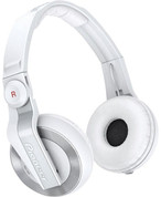 Pioneer Professional DJ Headphone (HDJ-500-W White)
