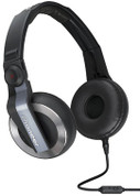 Pioneer Professional DJ Headphone with Mic & Phone Answering Button (HDJ-500T-K Black)