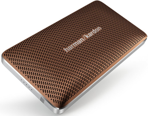 Harman Kardon Esquire Mini Portable Wireless Speaker (Brown)