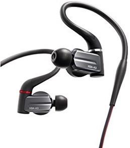 Sony XBA-A3 Balanced Armature Headphone