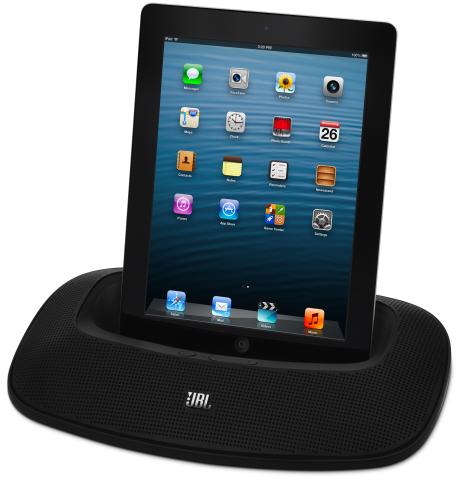 JBL OnBeat Mini Black (Dock iPad)