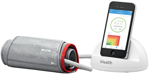 iHealth BP3 Blood Pressure Monitoring Dock for iPod Touch, iPhone, and iPad