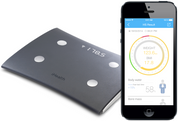 iHealth HS5 Wireless Body Analysis Scale for iPhone and Android