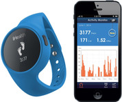 iHealth Wireless Activity and Sleep Tracker for iPhone and Android