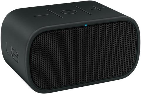 UE Mini Boom Wireless Bluetooth Speaker (Black/Black)