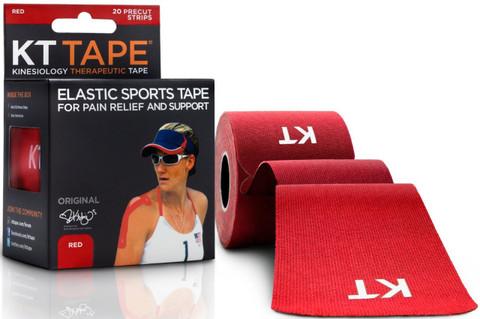 KT Tape Pro Sports Tape (Rage Red)