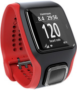TomTom Multi-Sport Cardio (Black/Red)