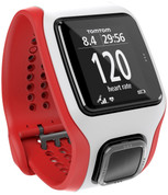 TomTom Runner Cardio (White/Red)