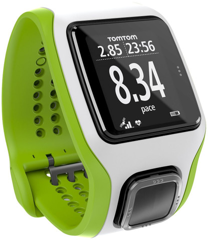 TomTom Runner Cardio (Green/White)