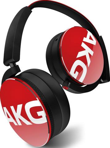 AKG Y50 (Red)