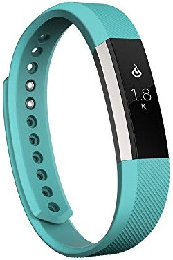 Fitbit Alta (Teal/Silver Large)