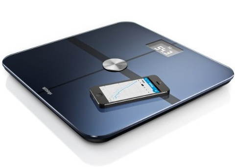 Withings WS-50 Smart Body Analyzer (Black)