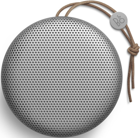 BeoPlay A1 (Natural Silver)