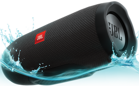 waterproof portable bluetooth speakers. jbl charge 3 waterproof portable bluetooth speaker (black) speakers e
