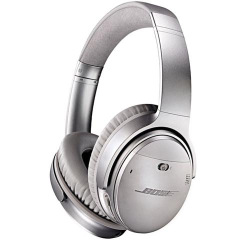 Bose QuietComfort QC 35 (Silver)