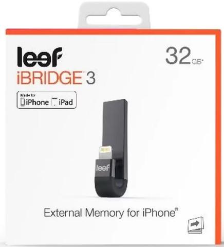 Leef iBridge 3 Mobile Memory for iOS (32GB)