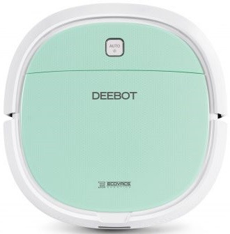 Ecovacs Deebot Mini Vacuum Cleaning Robot (Dry Mopping)