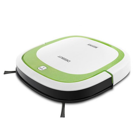 Ecovacs Deebot Slim Vacuum Cleaning Robot (Dry Mopping)