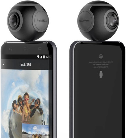Insta360 Air 360 VR Camera for Android Devices