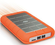 LaCie 2TB Rugged Triple Mobile Storage (FireWire 800 & USB 3.0)
