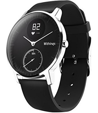 Withings Steel HR (36mm Black)