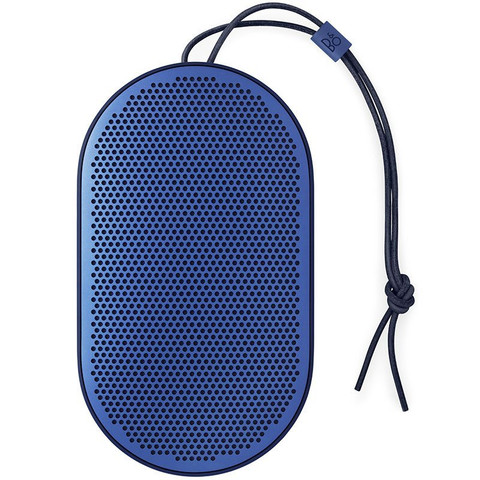 Beoplay P2 Portable Bluetooth Speaker with Built-In Microphone (Royal Blue)