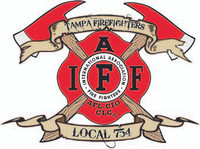 Tampa Firefighters Local 754 Shirt