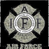 IAFF USAF Camo Shirt