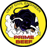 Prime Beef Decal