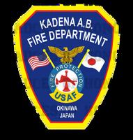 Kadina Air Base Fire Protection Unoffical Shirt