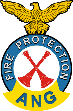 USAF Fire Protection Shirts