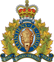 Royal Canadian Mounted Police Unoffical Shirt