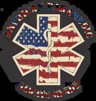 American Paramedic Shirt