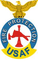 USAF Fire Protection Shirt