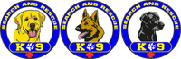 K-9 Decal