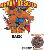 Heavy Rescue Shirt