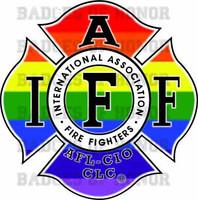 IAFF LGBT SHIRT