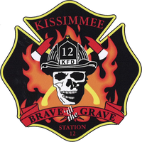 Kissimmee Fire Department Station 12 Shirt