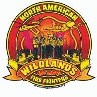Wildland Firefighter Shirt