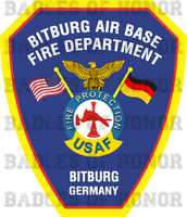 BITBURG AIR BASE FIRE DEPARTMENT SHIRT v2