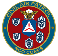 Civil Air Patrol NCO Corps Decal