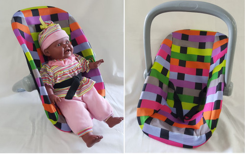 La Belle Lattice Doll Basket Carrier
